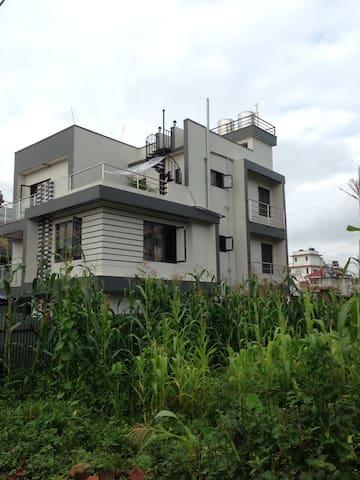 Laxmi's quiet homestay room in Kathmandu - Patan - Appartamento
