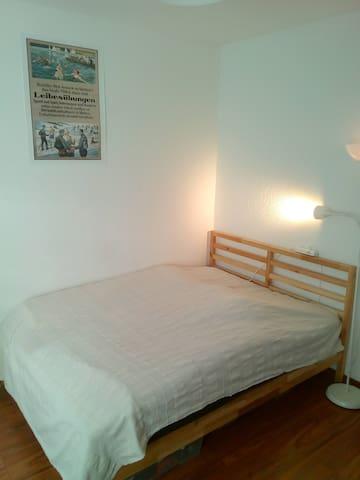 Schönes Zimmer in Leizpigs Osten - Leipzig - Leilighet