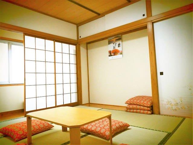 8 min to Asakusa,safe,quiet,good area for woman