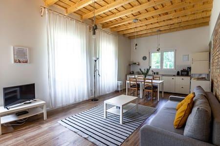 3 room new house, Balatonfűzfő, Boldi Bácsi Háza