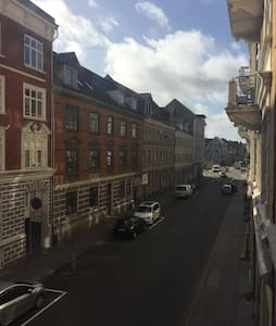 Cozy apartment in the heart of Aalborg - Aalborg - 公寓