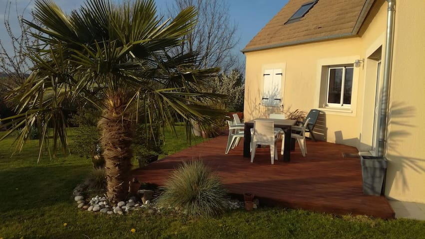 Pleasant house in the Perche between Caen & Paris - Saint-Hilaire-le-Châtel - Haus