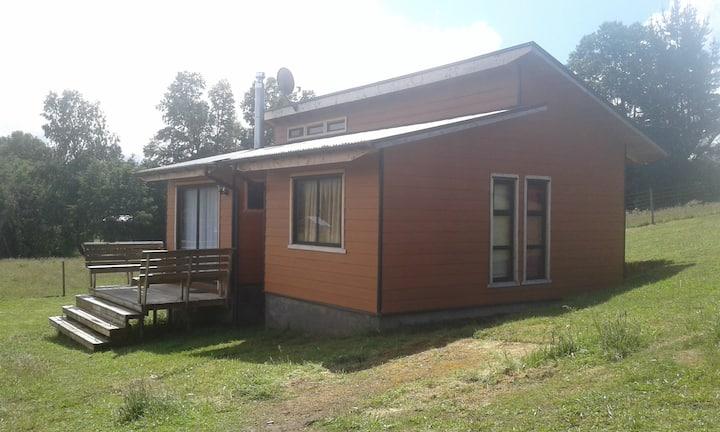 Cabaña familiar cerca de Licanray 1