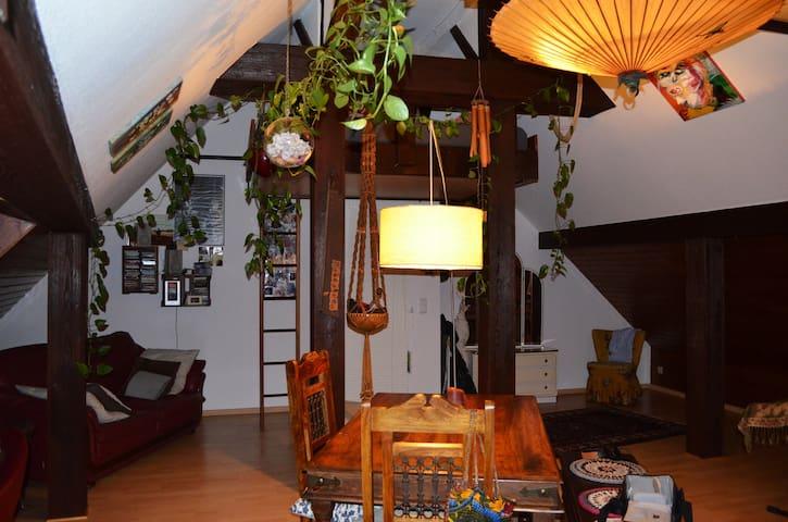 Einzigartiges Maisonette-Loft