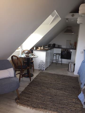 Stunning studio barn conversion to sleep two. - Oxford - Serviced flat