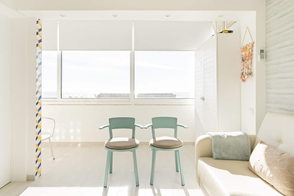 Torralta South Beach  - Apartamento aconchegante com vista para o mar