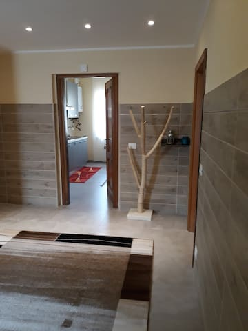 Stanza privata con wc privato in villa.
