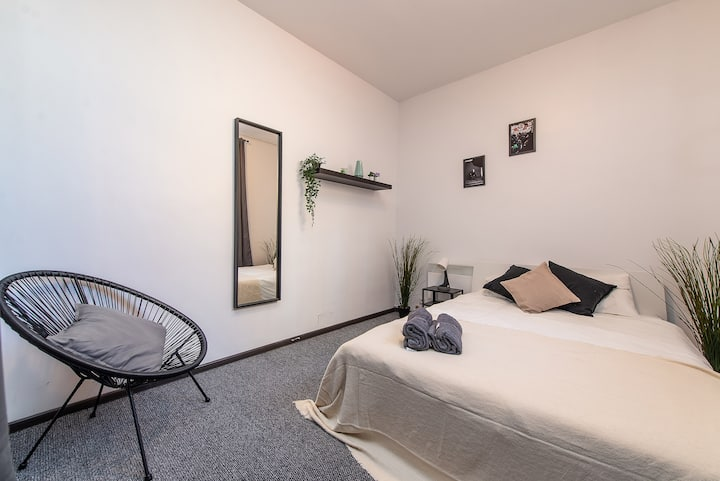 All you need Double Bedroom Vilnius City Center