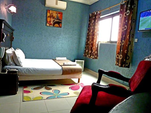 La cosy Homie Room