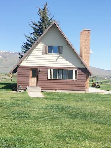 Elba Valley Ranch House