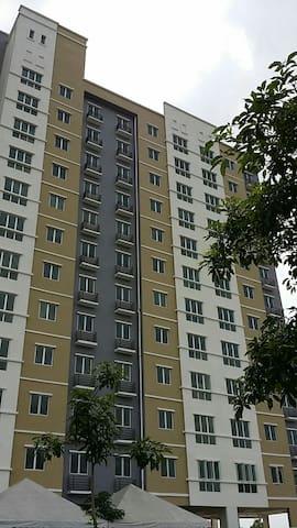 Pangsapuri Akasia - Shah Alam - Appartement