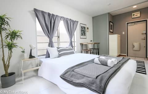 NEW! Relaxing Prime Unit in the Heart of Shibuya!