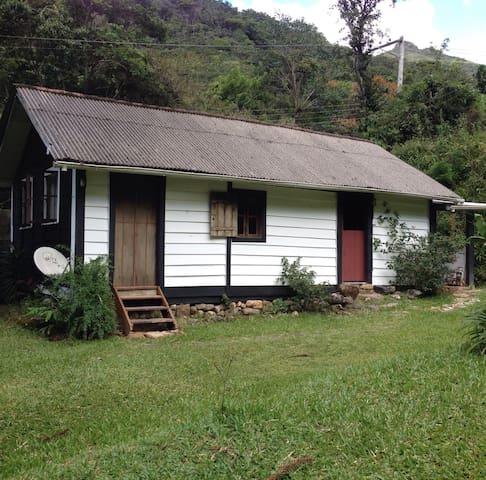Chalé aconchegante no Rocio. - Petrópolis - House
