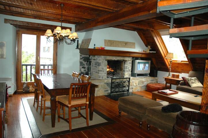 Lujosa casa con encanto en el Valle de Arán. Garós - Baqueira - House