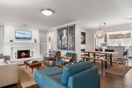 Perfect Hamptons Beach Retreat - 東漢普頓