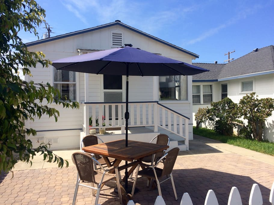 Charming OB Cottage With Private Patio Houses For Rent In San Diego Califo
