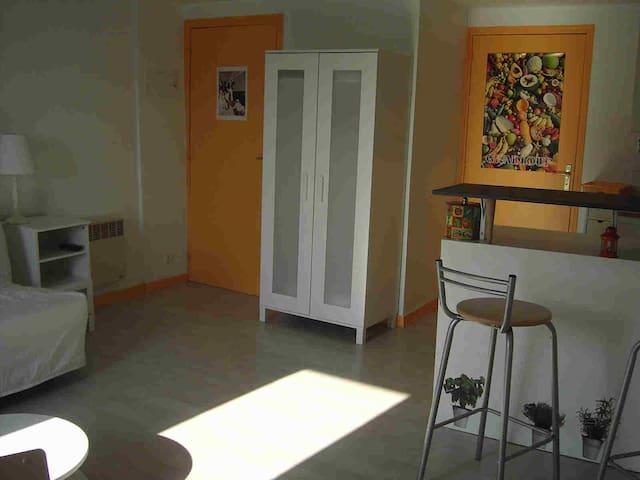 Studio Port du Pouliguen - Le Pouliguen - Apartamento
