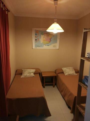 Ático céntrico con buenas vistas - Jerez de la Frontera - Appartamento