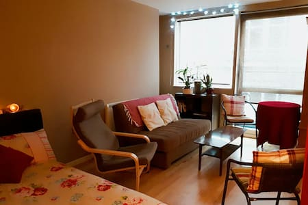 City centre location for 2! Nice! - Sheffield - Appartement