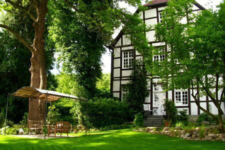 Ferienwohnung im Münsterland - Altes Pastorat