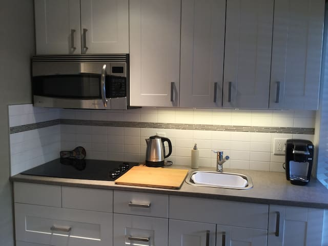 Beautiful new cozy 1 bedroom apt - White Rock - Apartment