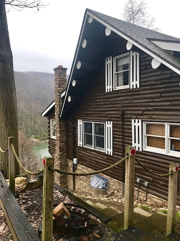Horton Cabin on Cheat Lake - Morgantown - Cabaña