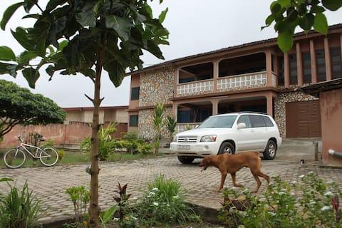 Excellent Private Home in Cape Coast
