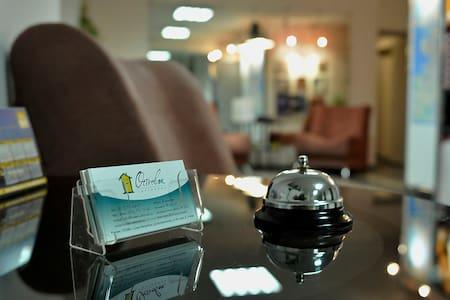 Гостиница Островок двухместный номер - Sankt-Peterburg