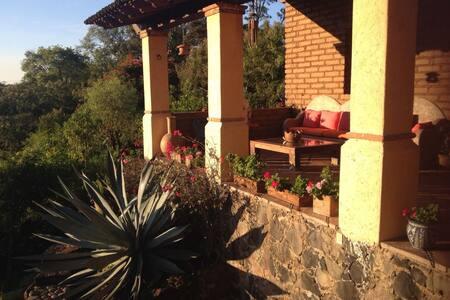 Hermosa casa en Malinalco