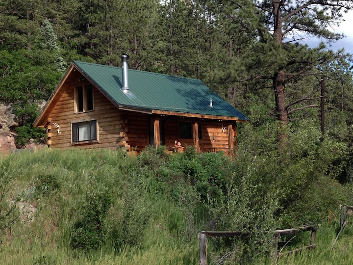 Stonewall Cabin, in Stonewall, Colorado