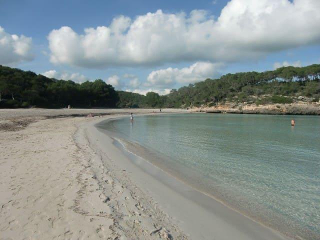 Frente al mar. Santanyí (1º plant) - Santanyí - Apartment