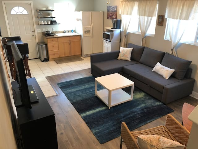 Central & Cozy!! San Diego Private Guest Suite!!