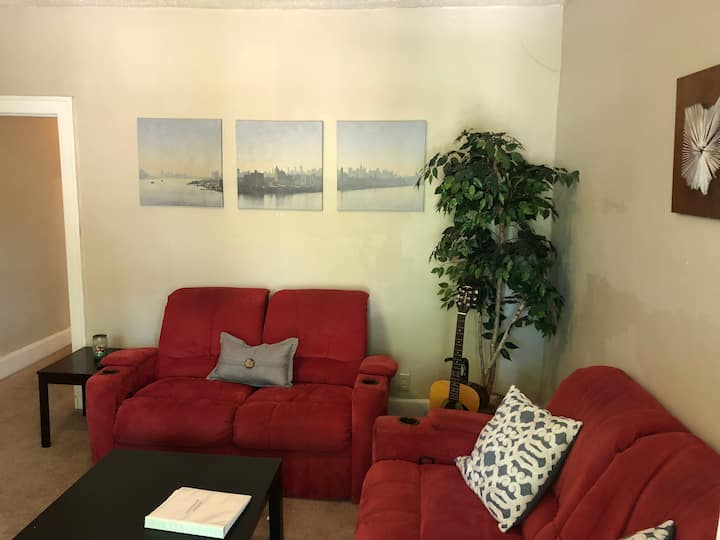 Spacious 1 Bedroom Apartment Near OSU and Downtown