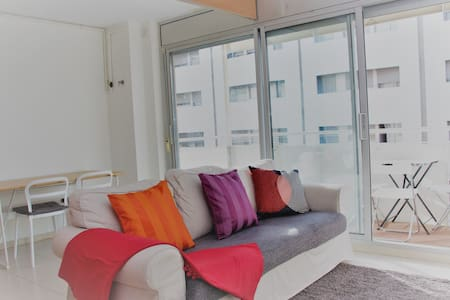 5 minuts from beach! 2 rooms apartment! - Barcelona