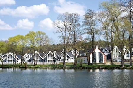 Spacious Townhouse Schlosspark Bad Saarow 4606.4 - Bad Saarow - Huvila