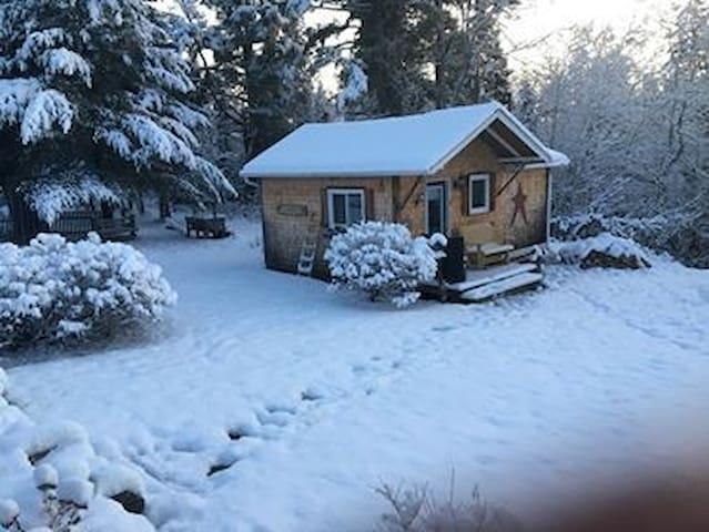 Canaan Cabin Retreat
