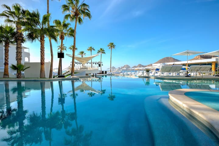 Suitable Suite Sea View At Cabo San Lucas