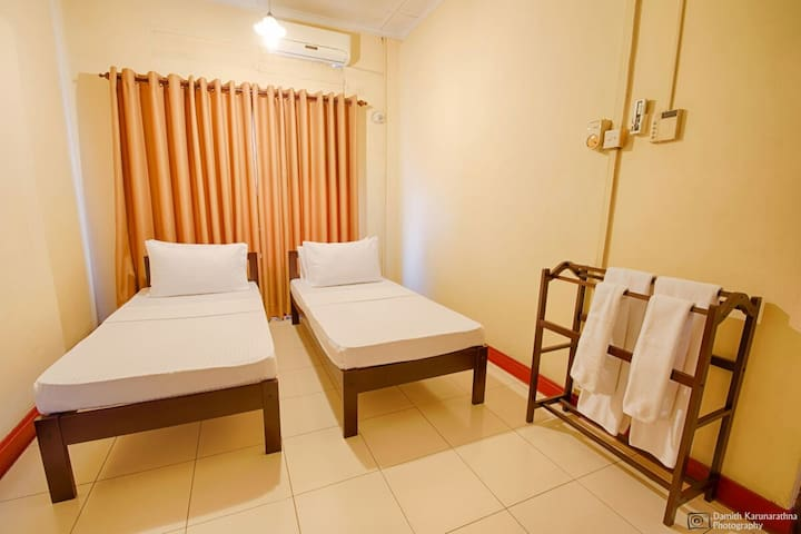 Centrally located 1BR Flat in Colombo 5 - First Fl - コロンボ