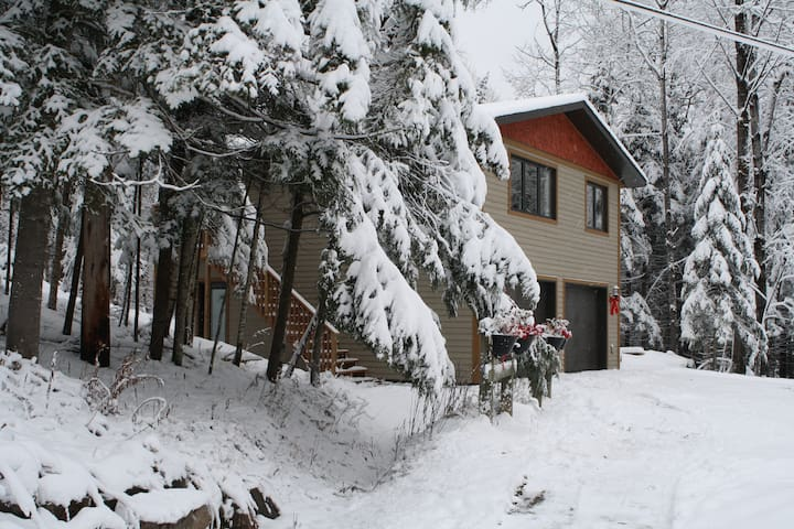 One bedroom Loft. In the heart of the village. - Mont-Tremblant - Loft
