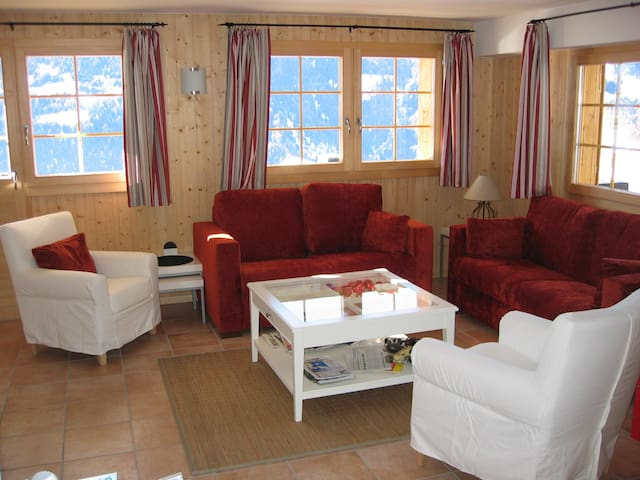 Comfortable, spacious and bright - Saint-Luc - Lejlighed