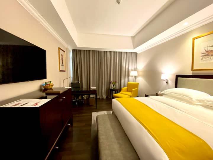 Millennium Hotel Doha - Deluxe King Bed Room