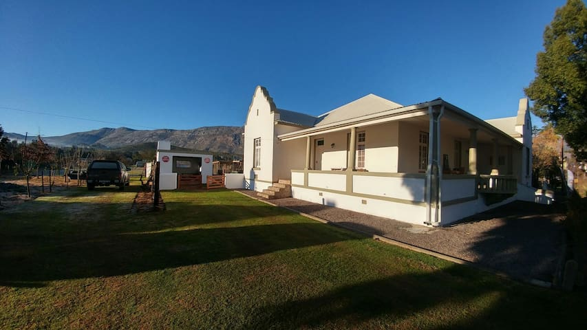 Ruth62 Barrydale - Barrydale - House