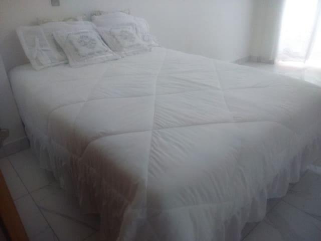 Seu espaço na praia - Muquiçaba - Apartment