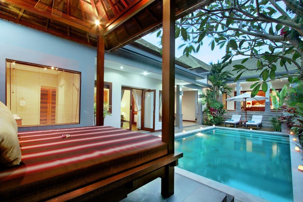Book 1 BR Private Pool Villa