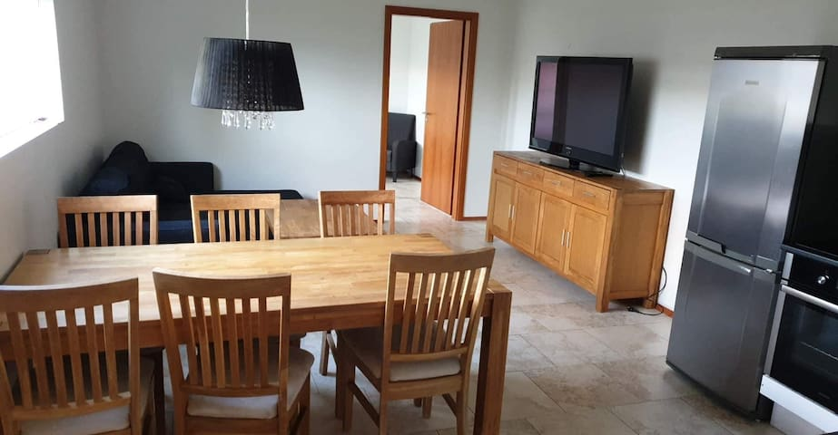 One bedroom apartment in Víkurgil, Akureyri