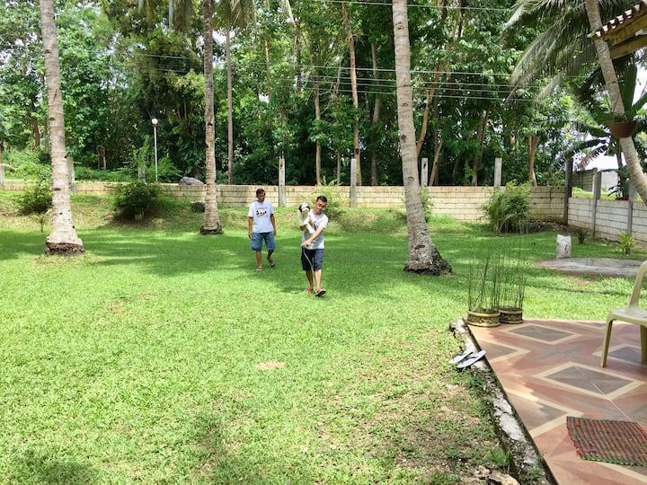 Bohol BnB in Pinoy Scenery