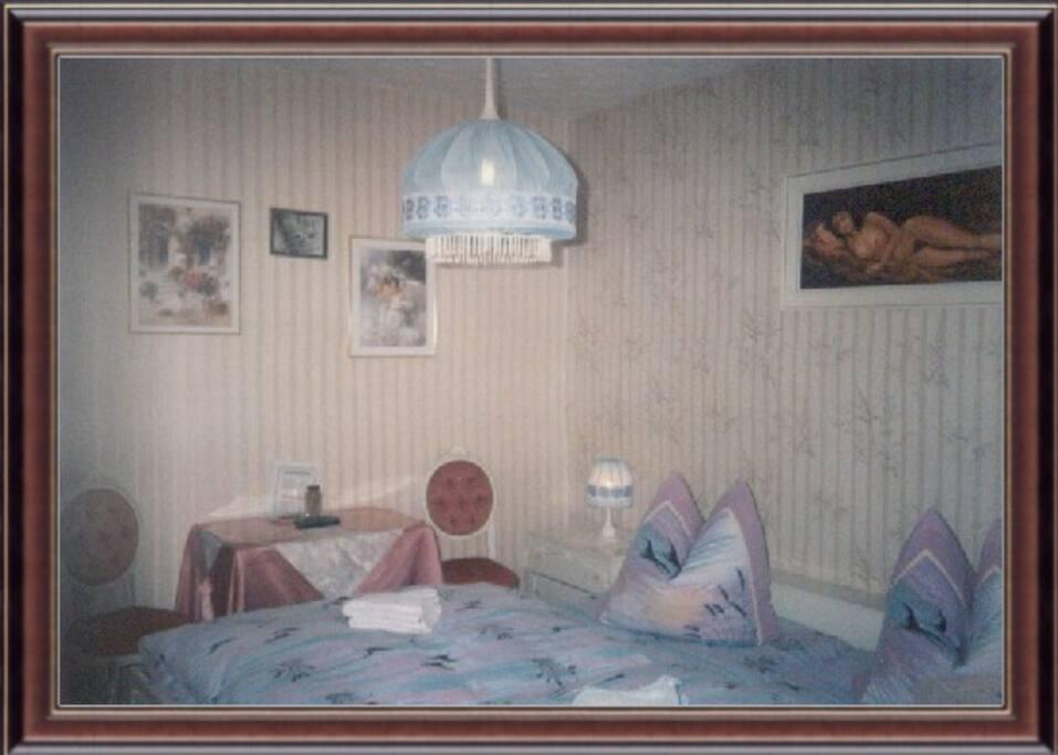Gästezimmer mit Miniküche