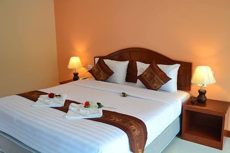 By the Ocean Resort double bed - Ao Nang