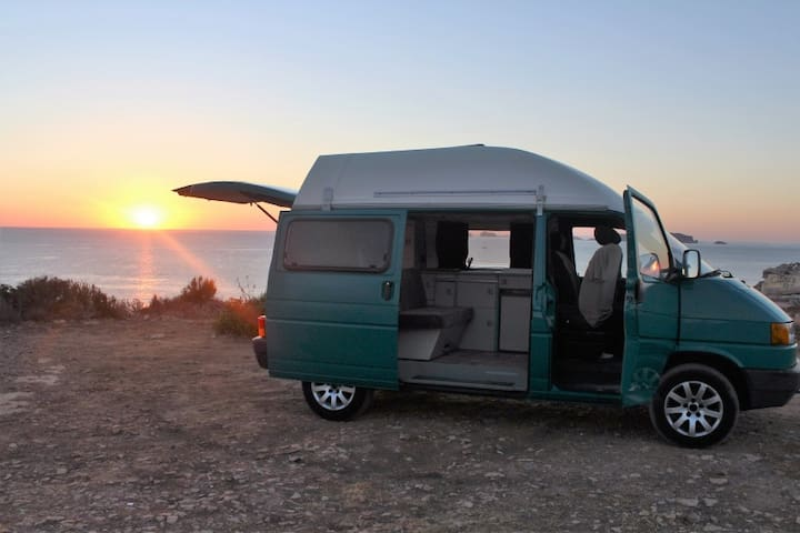 Camper Trip On