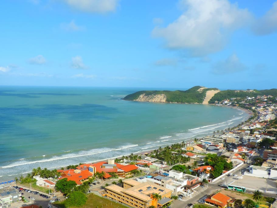 Side View - Morro Do Careca